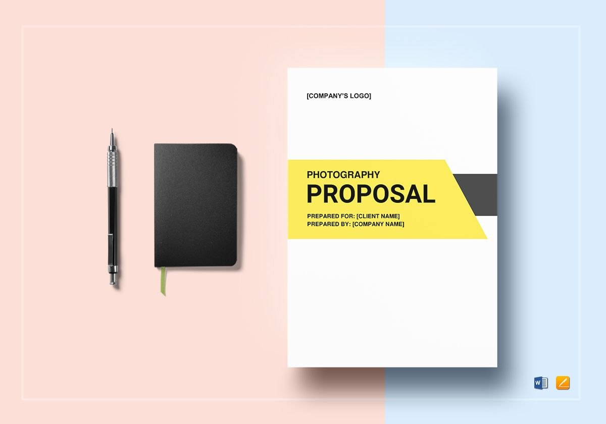Photography Proposal Template With Regard To Photography Proposal Template