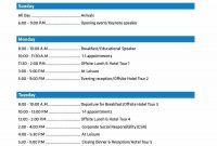 Plan Templates Event Planning Agenda Template Program Amazing in Program Agenda Template