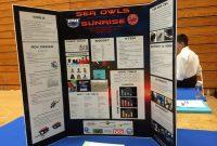 Poster Board Examples  Alvin Seaperch regarding Poster Board Presentation Template