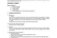 Proposal Formats  Monzaberglaufverband pertaining to Travel Proposal Template