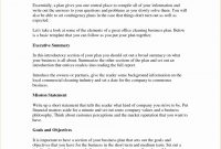 Real Estate Investor Mission Statement Of  Template Ideas S within Investor Proposal Template