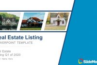 Real Estate Listing Powerpoint Template within Real Estate Listing Presentation Template