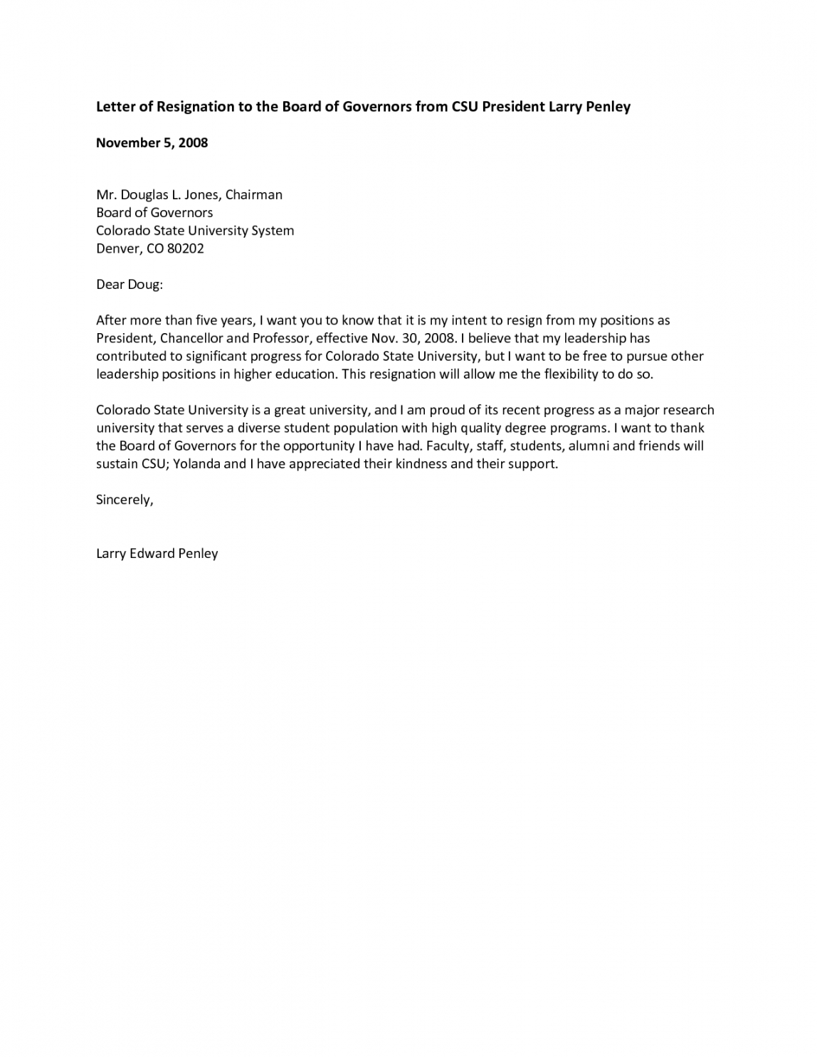 Resign From Board Of Directors Letter Barethouseofstraussco Board For Resignation Letter Template Pdf