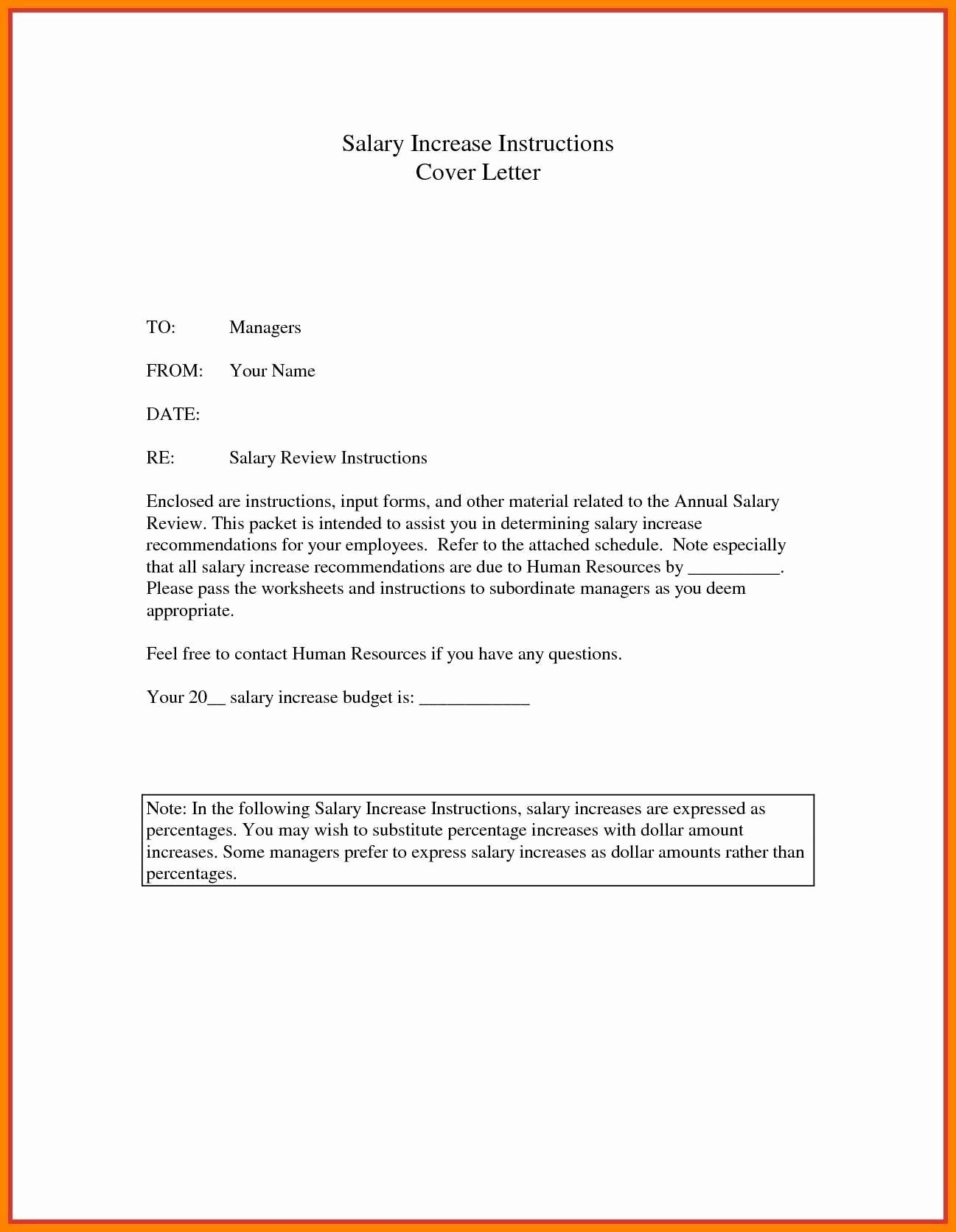 Salary Increase Letter Template Ideas Lovely Samplessking For Within Salary Increase Letter To Employer Template
