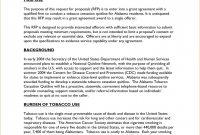 Sample Grant Proposal Template  Lera Mera within Writing A Grant Proposal Template