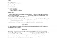 Sample Real Estate Offer Letter Template Example Pdf with House Offer Letter Template