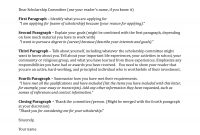 Scholarship Award Letter Templates Template Ideas Unusual pertaining to Scholarship Award Letter Template