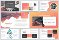Shelly Powerpoint Templatereshapely On Creativemarket with regard to Indesign Presentation Templates