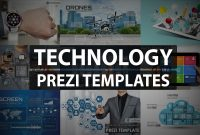 Technology Prezi Templates Collection  Prezibase in Prezi Presentation Templates