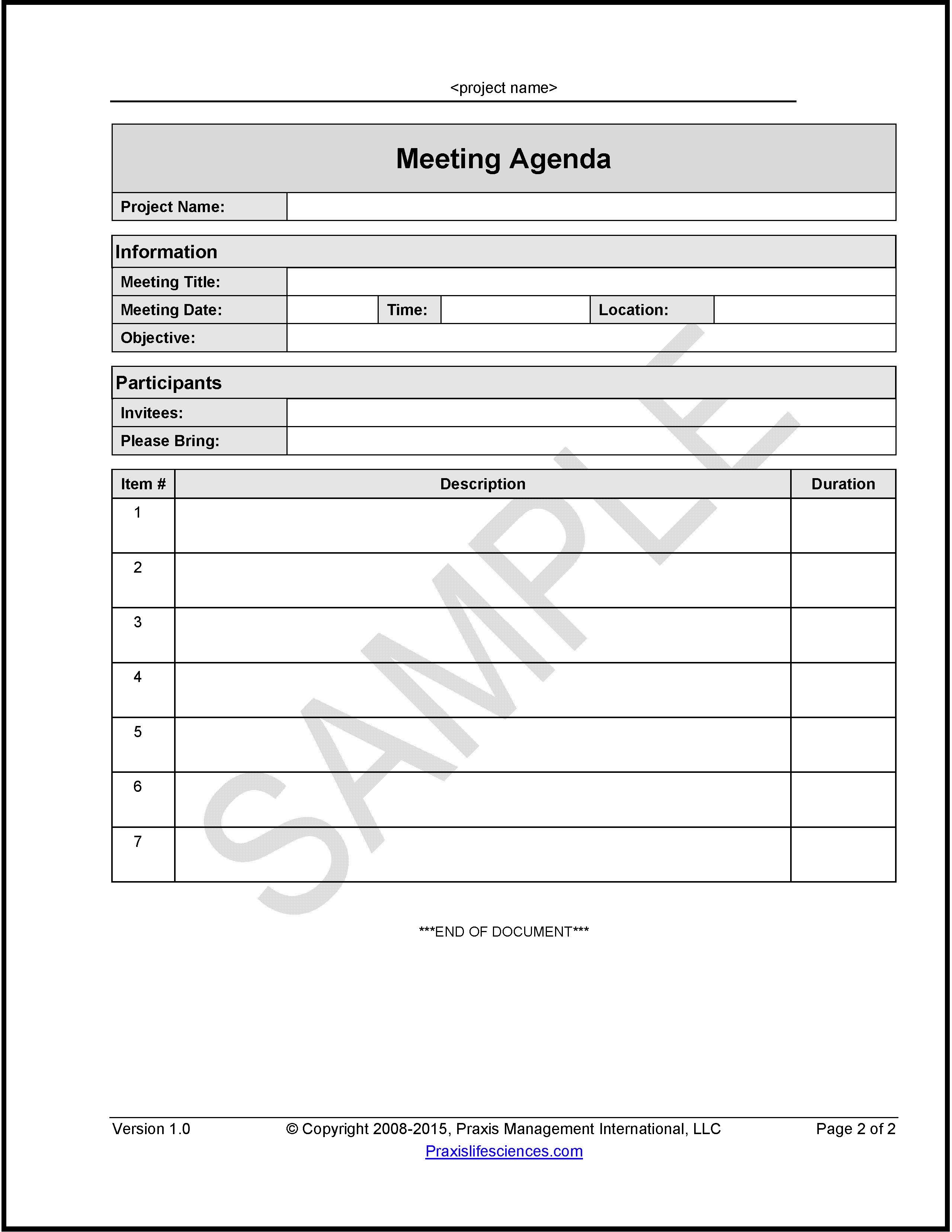 Template Ideas Meeting Agenda Free Conference Call Picture Regarding Conference Call Agenda Template