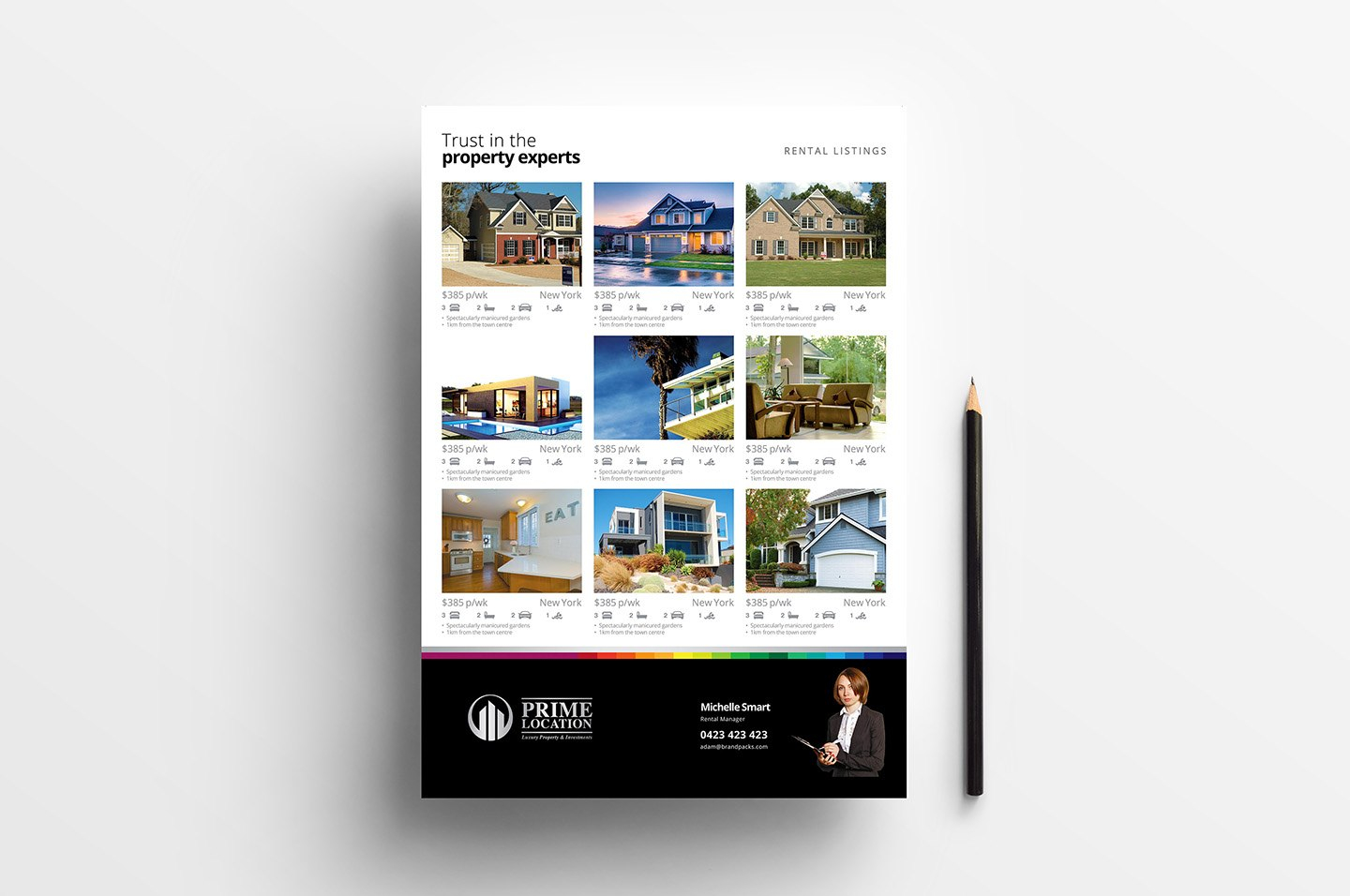 Template Ideas Real Estate Property Unique Listing Free Website Pertaining To Real Estate Listing Presentation Template