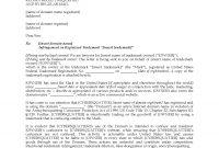 Trademark Infringement Cease And Desist Letter Template  Tourespo within Cease And Desist Letter Template Australia
