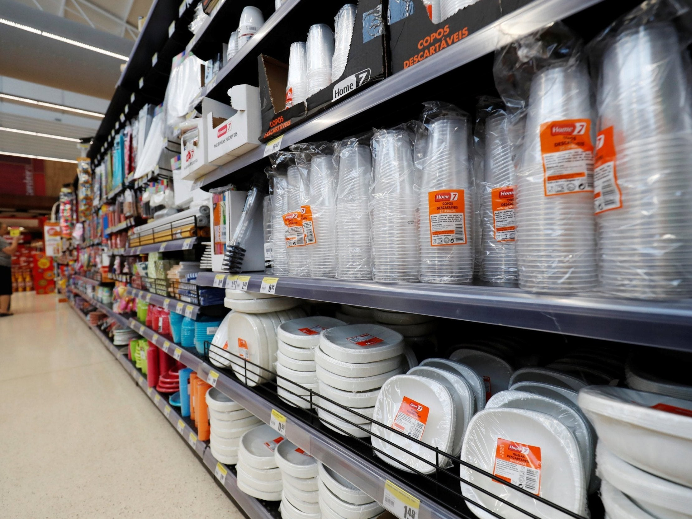 Up To A Third Of Supermarket Plastic Packaging Not Widely Recyclable Pertaining To Supermarket Bag Packing Letter Template