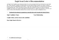 View Source Image  Eagle Scout Letters Of Recommendation  Eagle intended for Eagle Scout Recommendation Letter Template