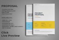 Web Design Proposal Template Psd Eps Indesign And Ai Format regarding Website Design Proposal Template