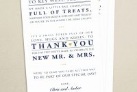 Wedding Hotel Welcome Letter Template Examples  Letter Templates intended for Welcome Bag Letter Template