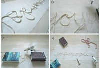 Wire Letters With Diy Instructions  Guide Patterns inside Wire Hanger Letter Template