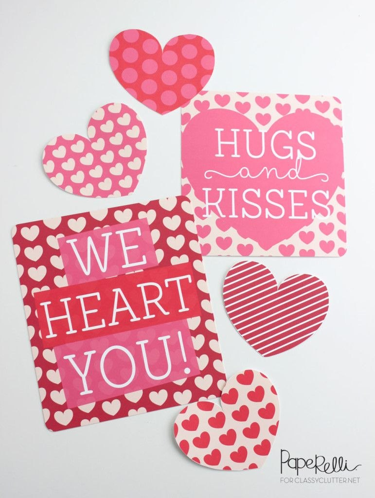 Fun Valentines Day Printables  Valentine's Day Printables Regarding Valentine Heart Attack Idea With Free Printable Heart Template