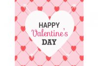 Valentine's Day Card Template   Free Templates In Pdf Pertaining To Valentine's Day Card Printable Templates